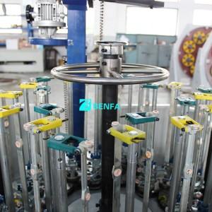 Vertical Automatic Hose Braiding Machine 24L-140D
