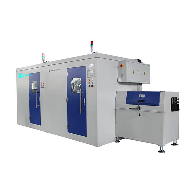 Cheap PriceList for Stainless Steel Spring Hose Clamp - 20 Carriers Double Decks Borizontal Braiding Machine  BFB 20W-200CFS – BENFA