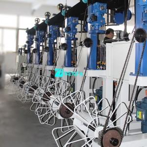 Vertical Traction Hose Automatic  Braiding Machine 24L-114D