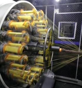 Horizontal Braiding Machine BFB48W-140CF