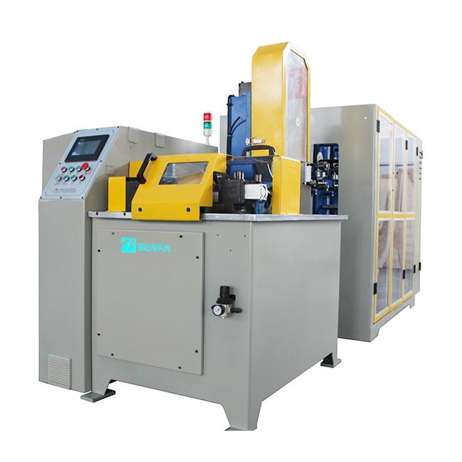 OEM Supply Braided Hose Crimpring Machine - Winding Machine BFHG-255C – BENFA