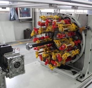 90 Series Medical Hose Braiding Machine BFB24W-90CF