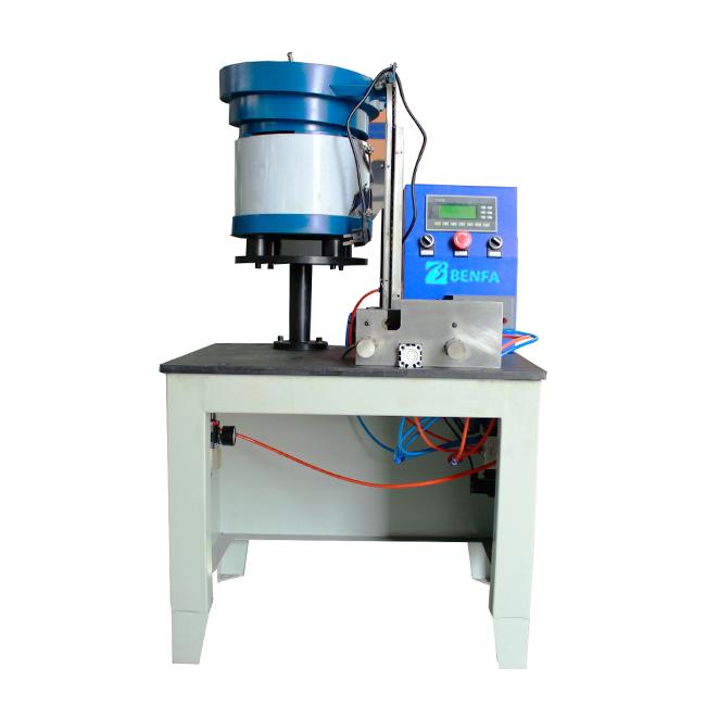 China New Product Manual Hose Crimper Machine - Flexible Hose Sleeve Assembly Machine BFZP-A – BENFA
