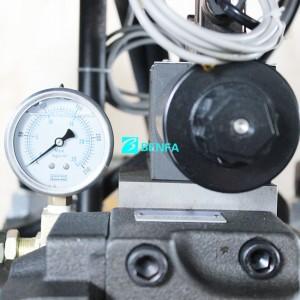 Braided Hose Crimpring Machine BFKY-42B