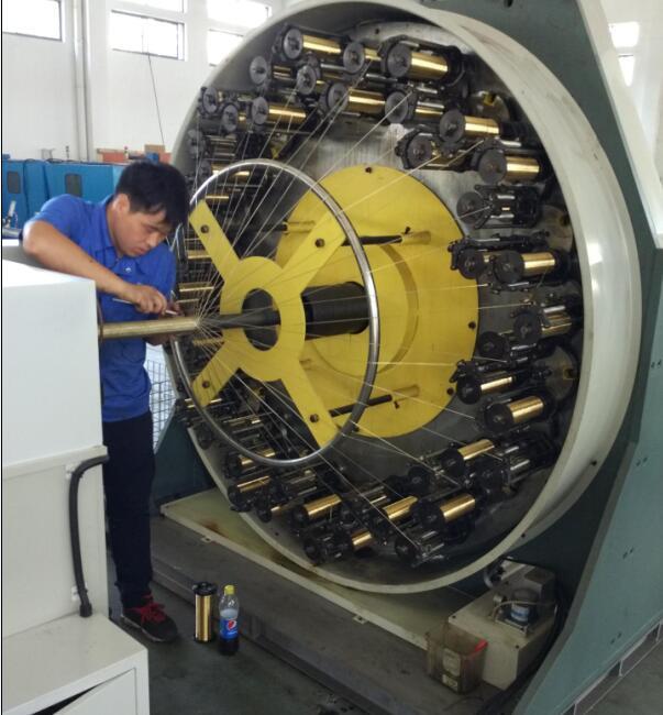 Rapid Delivery for Lace Braiding Machine - horizontal braiding machine BFB24W-200CF – BENFA