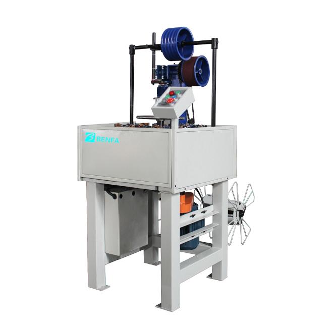 Leading Manufacturer for Computerized Numerical Control Hose Crimping Machine - Vertical Automatic Hose Braiding Machine BFB 24L-114B – BENFA