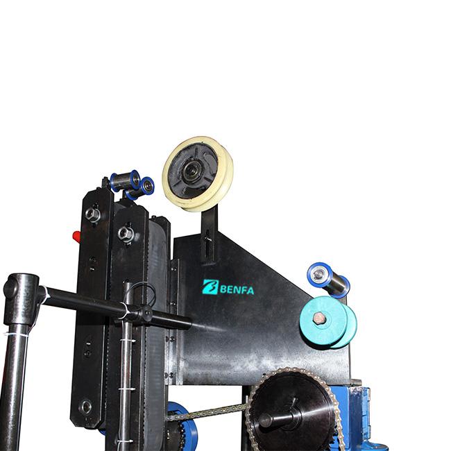 Super Lowest Price Tubing Hose Crimper - Vertical Traction Hose Automatic  Braiding Machine 24L-114D – BENFA