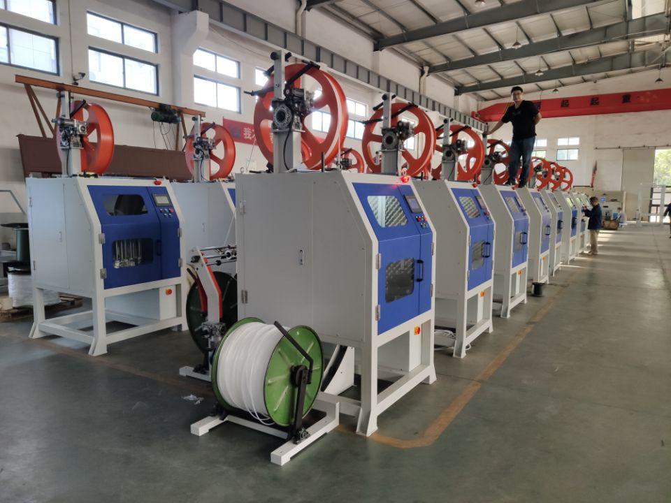 high pressure hose braiding machine 1