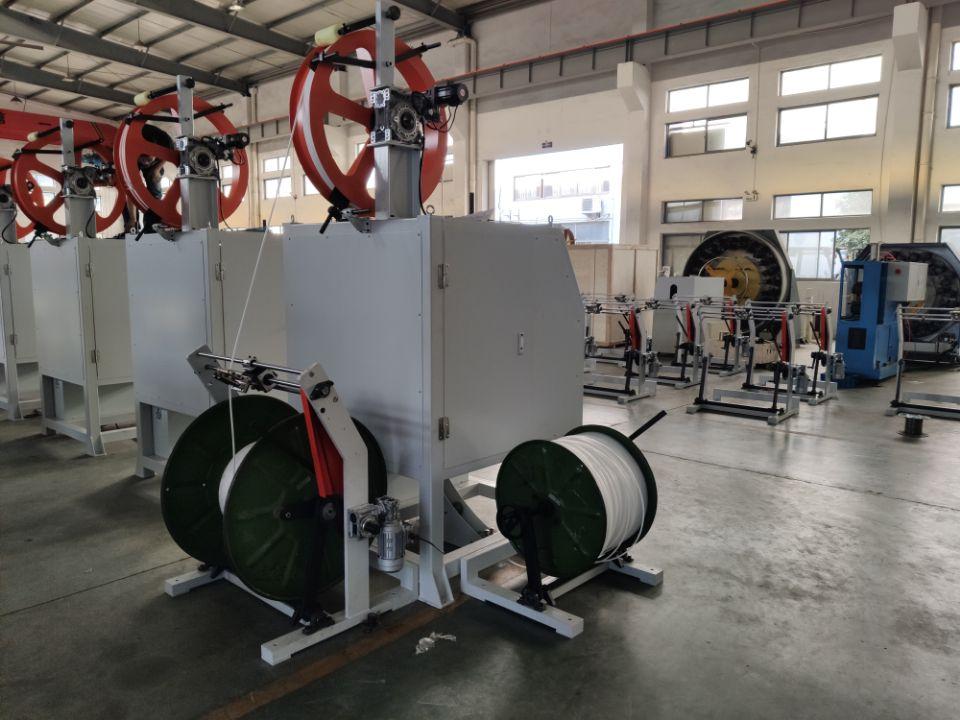 high pressure hose braiding machine 4